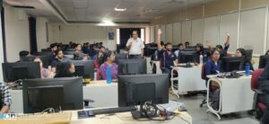 Python training at MIT Pune
